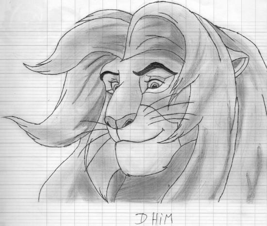 Lion King par Dhim